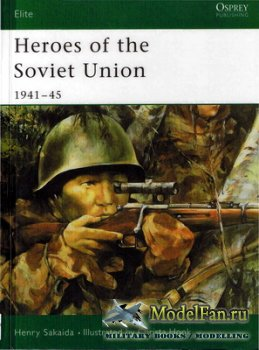 Osprey - Elite 111 - Heroes of the Soviet Union 1941-1945