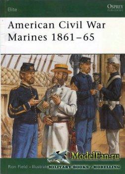 Osprey - Elite Series 112 - American Civil War Marines 1861-1865