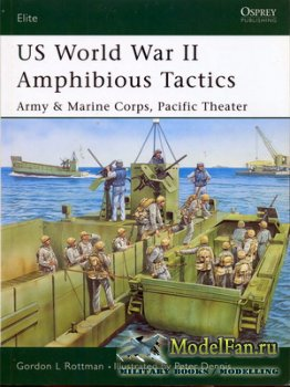 Osprey - Elite Series 117 - US World War II Amphibious Tactics