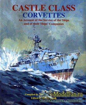 Maritime Books - Castle Class Corvettes (N. Goodwin)