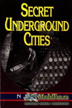 Secret Underground Cities. Britain's Underground Defence Factory & Storage ...