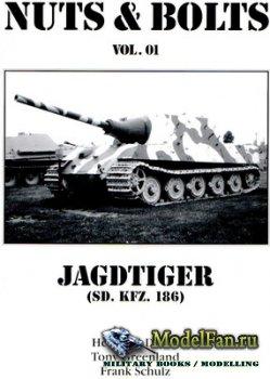 Nuts & Bolts (Vol. 01) - Jagdtiger (Sd.Kfz. 186)