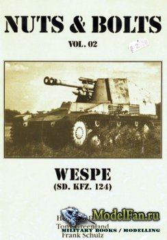 Nuts & Bolts (Vol. 02) - Wespe (Sd.Kfz. 124)