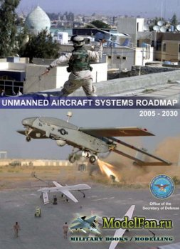 Unmannad Aircraft Systems Roadmap 2005-2030