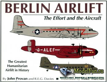 Paladwr Press - Berlin Airlift: The Effort and the Aircraft