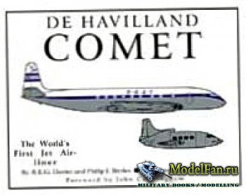 Paladwr Press - De Havilland Comet