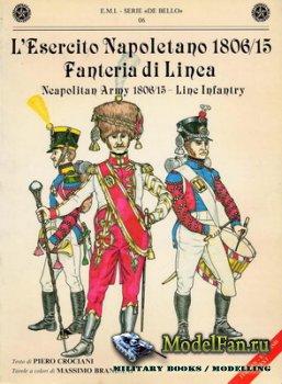Neapolitan Army 1806-1815 - Line Infantry