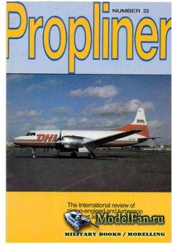 Proliner №33 (1987)