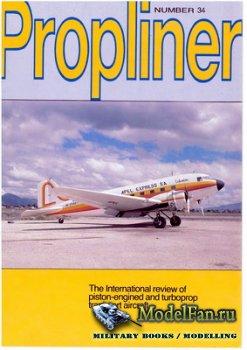 Proliner №34 (1988)