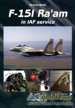 Aircraft in Detail 2 - F-15I Ra'am in IAF Service
