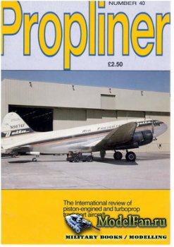 Proliner №40 (1989)