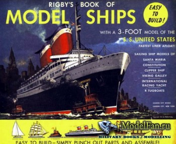 Rigby's Book of Model Ships
