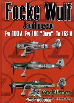 Focke Wulf Jagdflugzeug: Fw 190A, Fw 190
