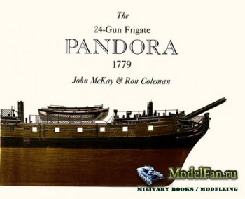 The 24-Gun Frigate Pandora (1779)