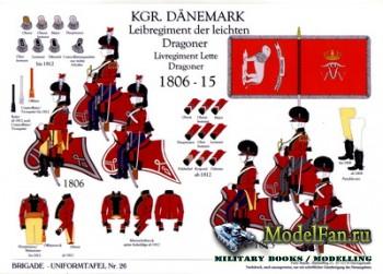 Brigade-Uniformtaffeln 26-50