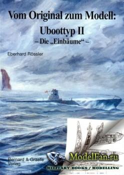 Vom Original zum Modell: Uboottyp II