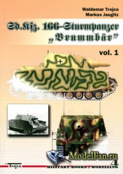 Trojca 4 - Sd.Kfz.166 Sturmpanzer