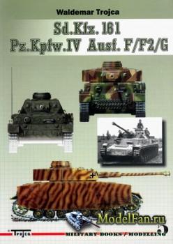 Trojca 5 - Sd.Kfz.161 Pz.Kpfw.IV Ausf. F/F2/G