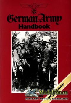 German Army Handbook 1939-1945 (W.J.K. Davies)