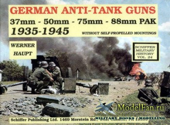 Schiffer Publishing - German Anti-Tank Guns 1935-1945