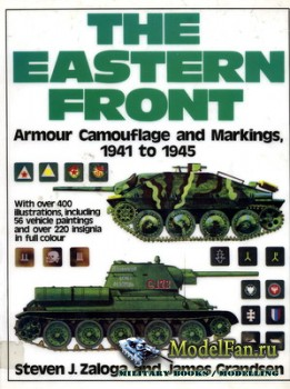 The Arms and Armour Press - Eastern Front - Armour Camouflage and Markings  ...