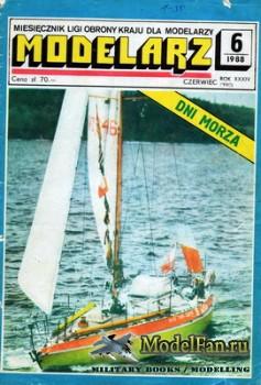 Modelarz 6/1988