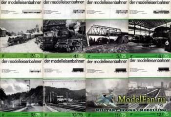 Modell Eisenbahner за 1975 год