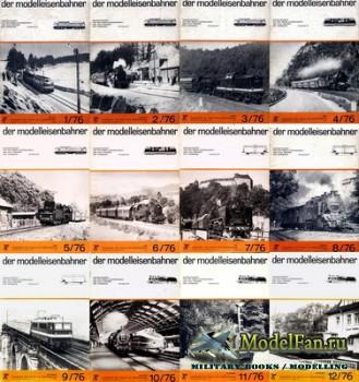Modell Eisenbahner за 1976 год