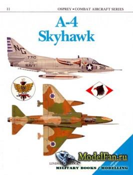 Osprey - Combat Aircraft 11 (Old Series) - A-4 Skyhawk