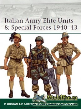 Osprey - Elite Series 99 - Italian Army Elite Units & Special Forces 1940–4 ...