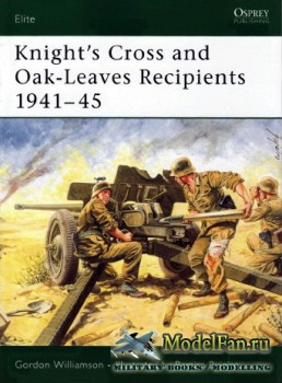 Osprey - Elite 123 - Knight's Cross and Oak-Leaves Recipients 1941-45