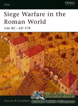 Osprey - Elite 126 - Siedge Warfare in Roman World 146 BC-AD 378