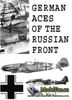 Osprey - General Aviation - Special Editions - German Aces of the Russian F ...