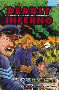 Osprey - Graphic History 11 - Deadly Inferno: Battle of the Wilderness