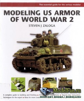 Osprey - Masterclass - Modeling US Armor of World War 2
