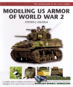 Osprey - Masterclass - Modeling US Armor of World War 2