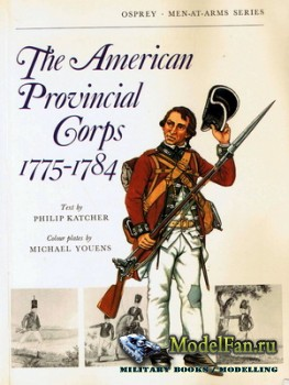 Osprey - Men-at-Arms 1 - The American Provincial Corps 1775-1784