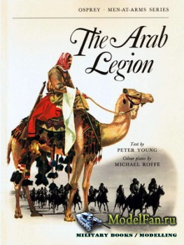 Osprey - Men at Arms 2 - The Arab Legion