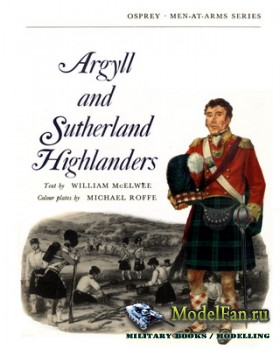 Osprey - Men-at-Arms 3 - Argyll and Sutherland Highlanders