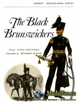 Osprey - Men-at-Arms 7 - The Black Brunswickers