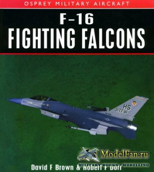 Osprey - Military Aircraft - F-16 Fighting Falcons