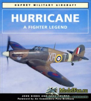 Osprey - Military Aircraft - Hurricane. A Fighter Legend