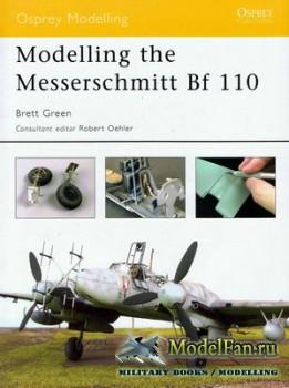 Osprey - Modelling 2 - Modelling the Messerschmitt Bf 110