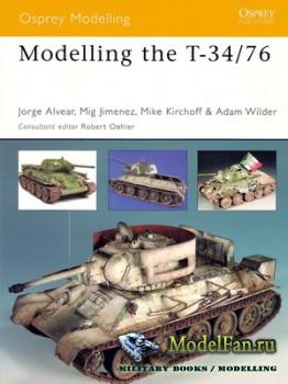 Osprey - Modelling 33 - Modelling the T-34/76