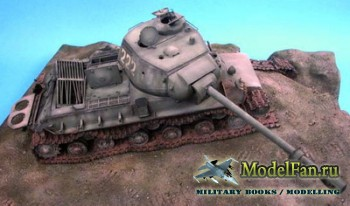 Osprey - Modelling Suplement - Building the IS-2 in 1/35
