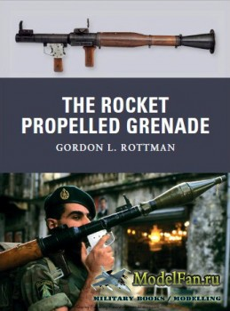 Osprey - Weapon 2 - The Rocket Propelled Grenade
