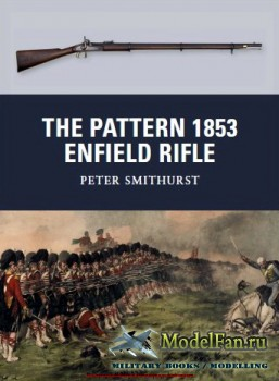 Osprey - Weapon 10 - The Pattern 1853 Enfield Rifle