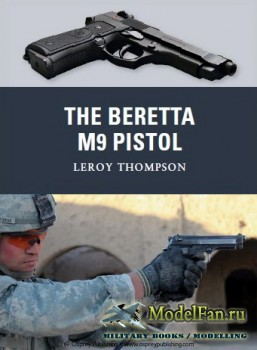 Osprey - Weapon 11 - The Beretta M9 Pistol