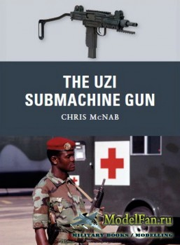 Osprey - Weapon 12 - The Uzi Submachine Gun