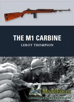 Osprey - Weapon 13 - The M1 Carbine